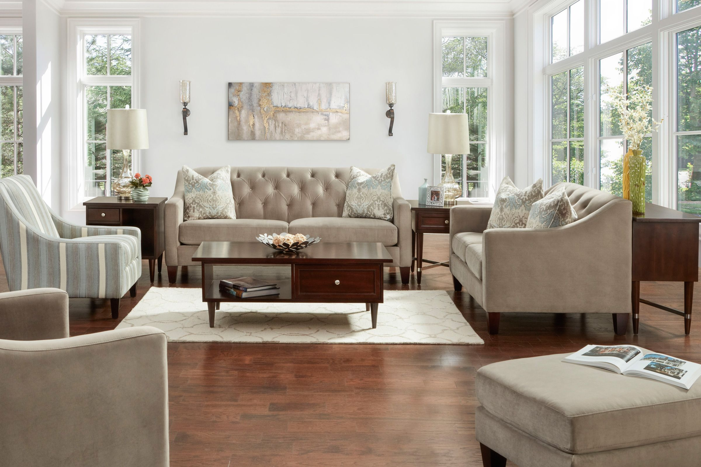 Astounding Nina Living Room Collection Andrewgaddart Wooden Chair Designs For Living Room Andrewgaddartcom