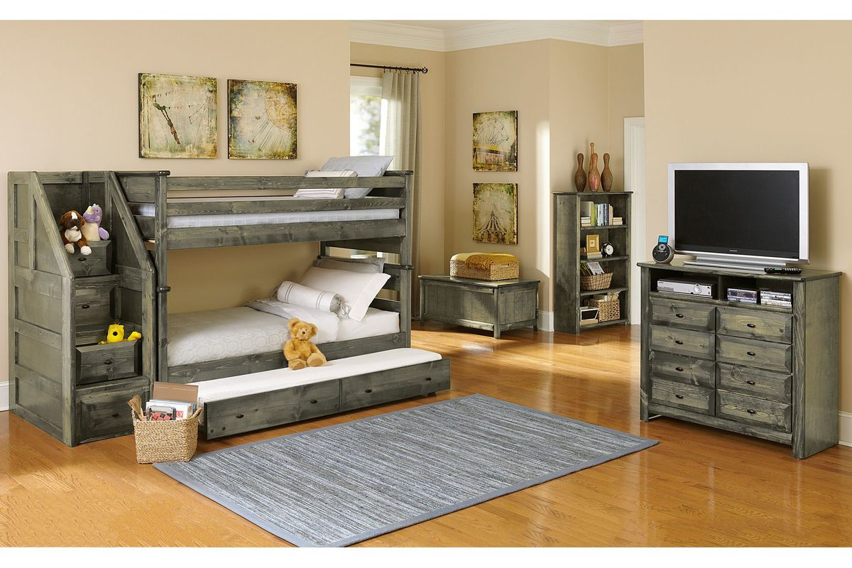 Laguna Grey from Gardner-White Furniture