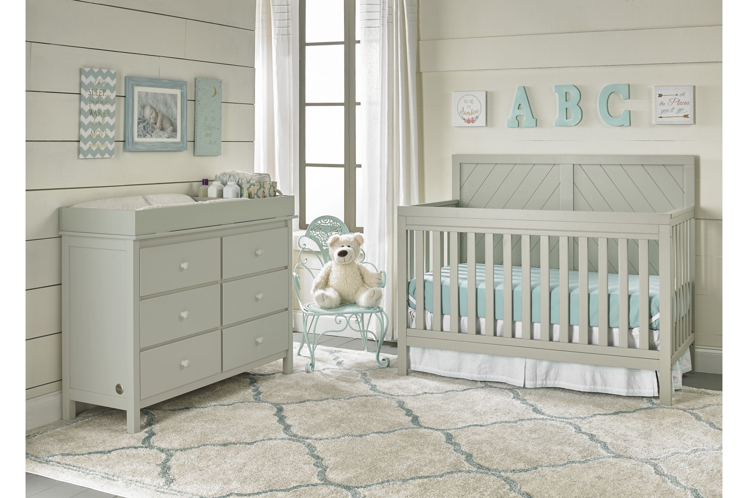 Fisher Price Nursery Furniture Bedroom Collection