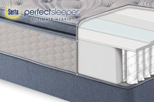 Serta Perfect Sleeper® Ultimate Hybrid Dorwood