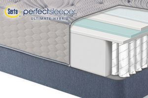 Serta® Perfect Sleeper® Ultimate Hybrid Lambden