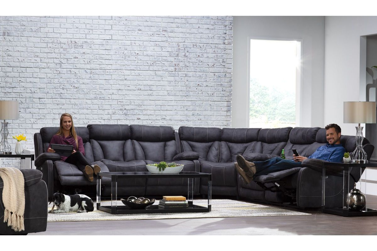 Borwich Sectional from Gardner-White Furniture