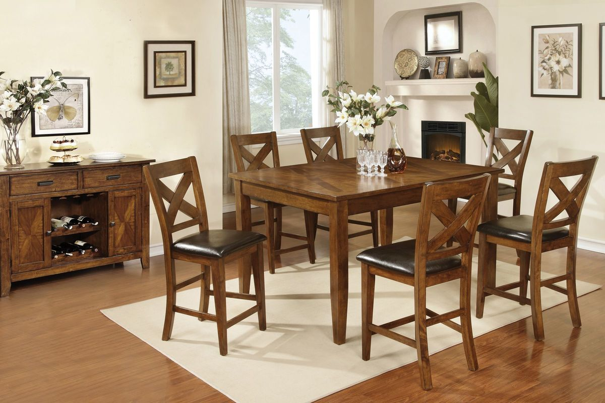 Lidia Pub Height from Gardner-White Furniture