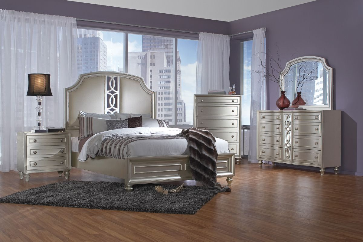 Colleen Master Bedroom from Gardner-White Furniture