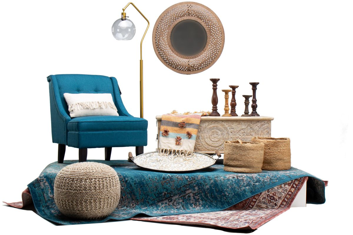 Boho Rhapsody Accent Zone