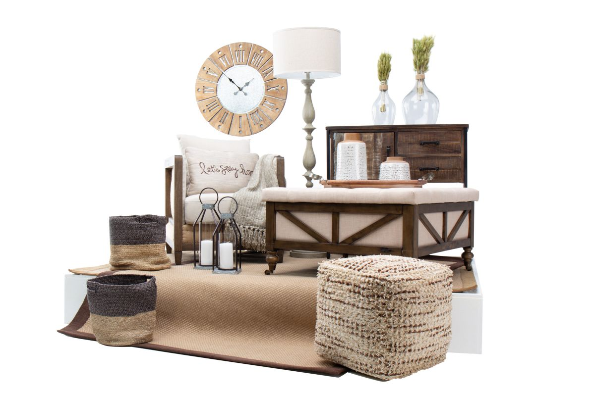 Modern Farmhouse Accent Zone