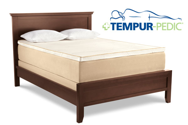 sale retailer 0cb2a 6c5ab The AlluraBed by Tempur-Pedic® Collection