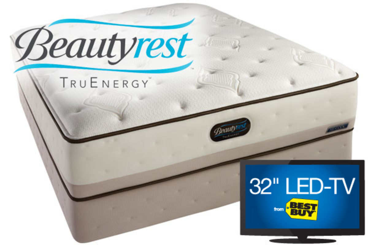 Beautyrest® TruEnergy® Illiana™ from Gardner-White Furniture