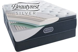 Beautyrest® Silver™ Charcoal Coast™