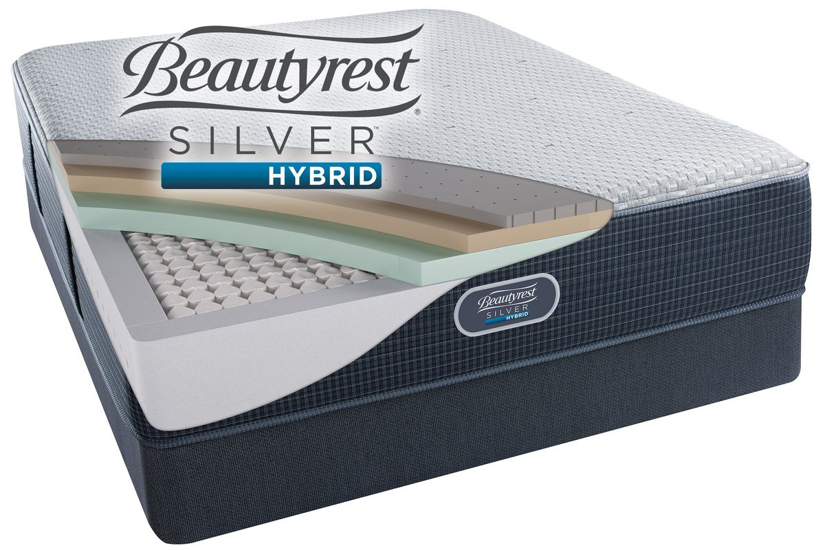 Beautyrest® Silver™ Hybrid Harbour Beach™ Ultimate Plush from Gardner-White Furniture