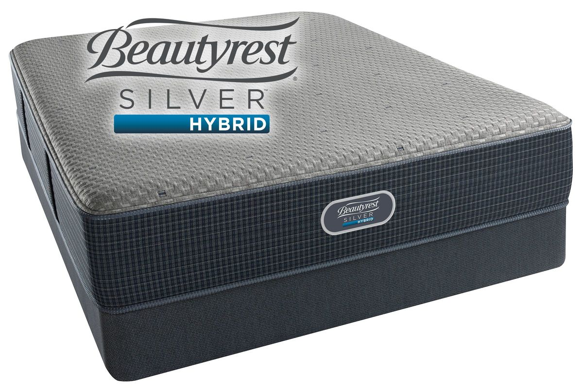 Beautyrest® Silver™ Hybrid Beechwood™ Luxury Firm from Gardner-White Furniture