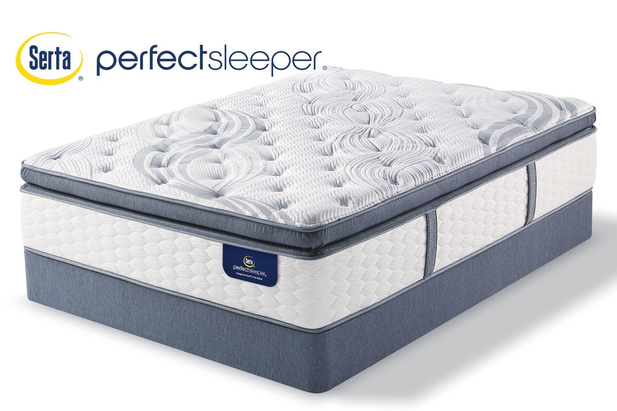 Serta® Perfect Sleeper® Aldrich from Gardner-White Furniture