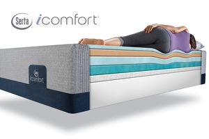 Serta® iComfort® BlueMax 3000 Elite Plush
